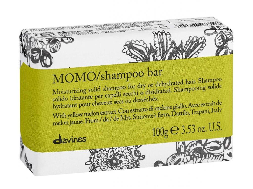 2davines essential momo shampoo bar