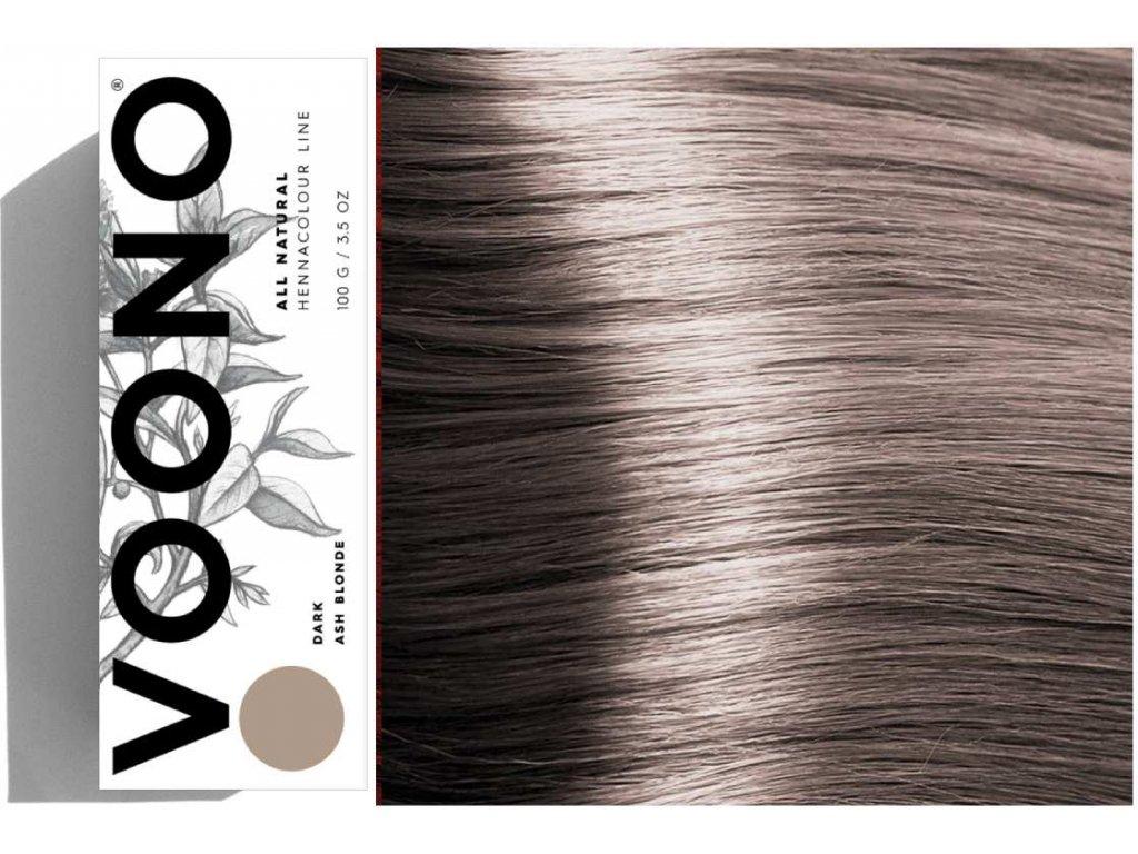 VOONO henna dark ash blonde