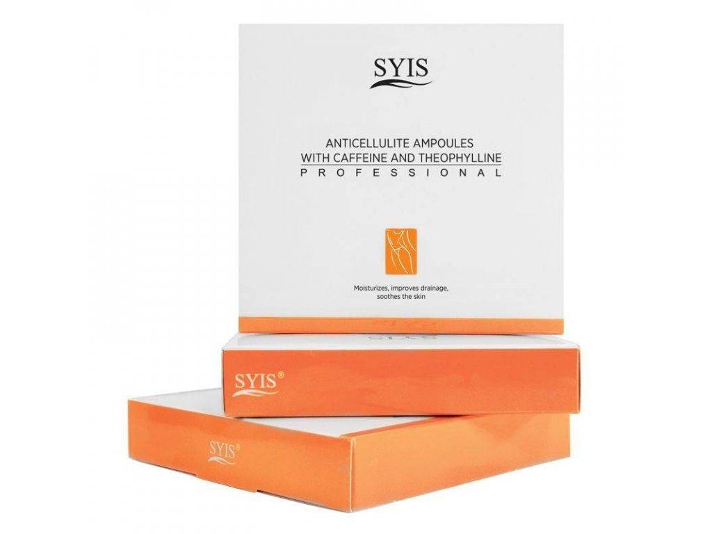 Syis Ampoule Anticellulite Serum 3x10ml