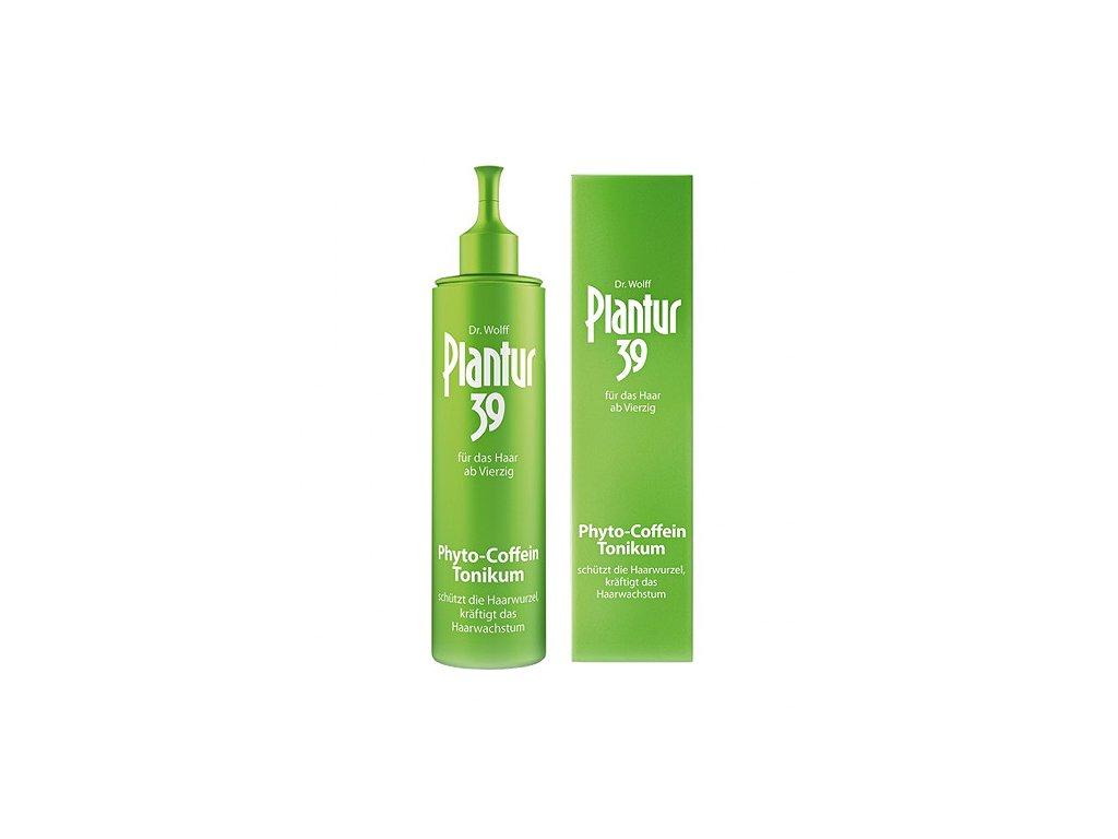 Plantur 39 - kofeinové tonikum proti padání vlasů 200ml