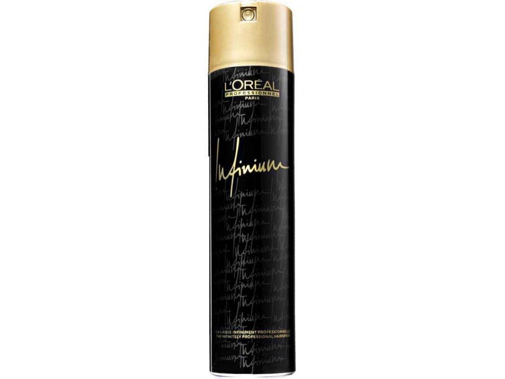 Loréal Professionnel Infinium Lumiere Extra Strong - lak na vlasy se silnou fixací 500 ml