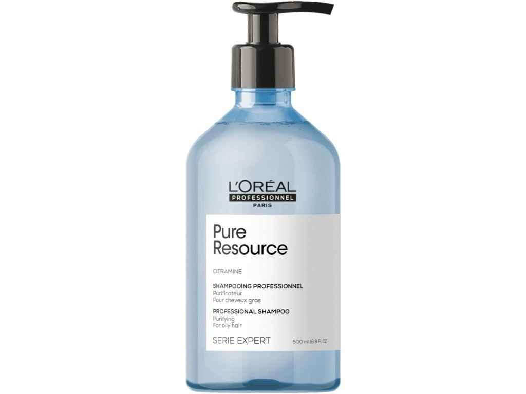 loreal professionnel serie expert pure resource shampoo