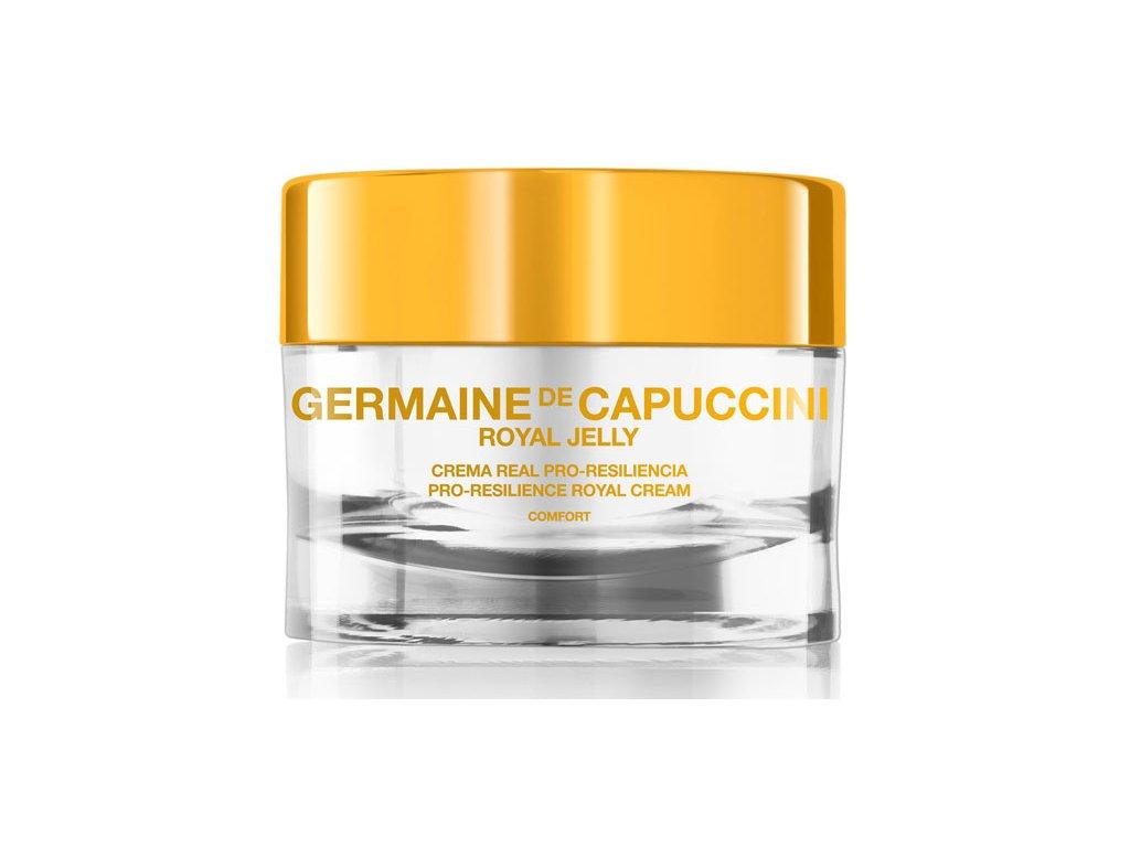 Germaine de Capuccini Royal Jelly Comfort Cream – posilující krém s mateří kašičkou pro normální pleť 50ml