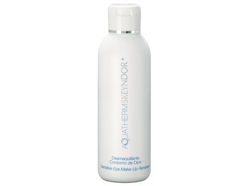 Skeyndor Aquatherm Sensitive Eye Make-up Remover – odličovač make-upu pro citlivé oči 150ml