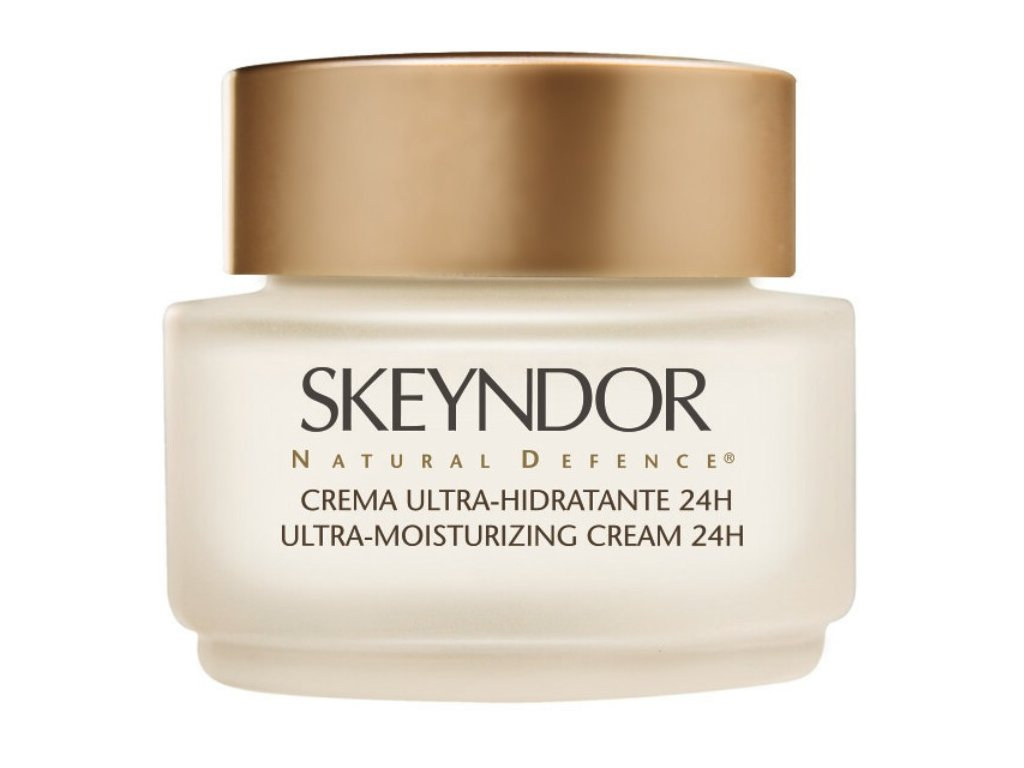 Skeyndor Natural Defence Ultra-Moisturizing Cream 24H – pleťový krém pro hloubkovou hydrataci