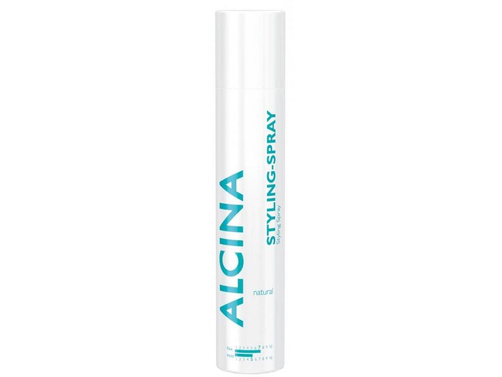Alcina Styling-sprej (aerosol) – sprej pro závěrečnou fixaci účesu 200ml