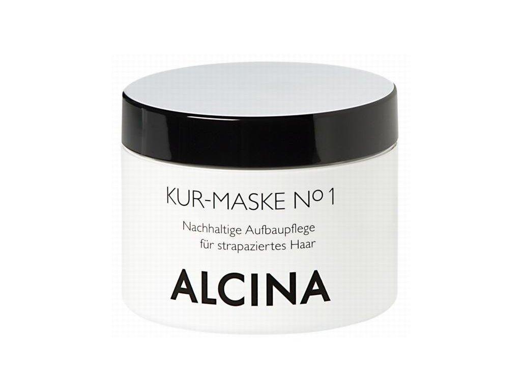 Alcina No1 - maska na barvené vlasy 200 ml