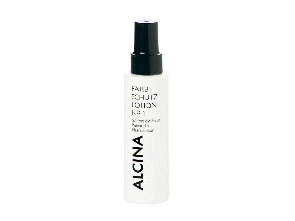 Alcina No1 - lotion na barvené vlasy 100ml