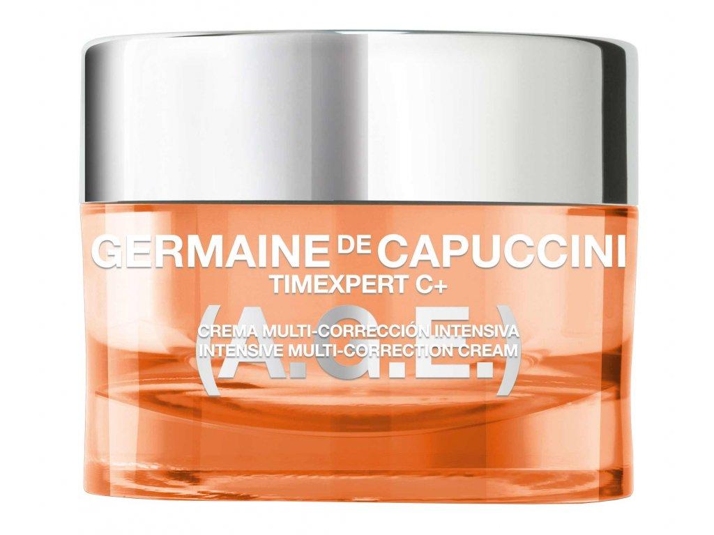 Germaine de Capuccini Timexpert C+ A.G.E. Intensive Multi-Correction Cream – multi-korekční krém s vitamínem C pro normální pleť