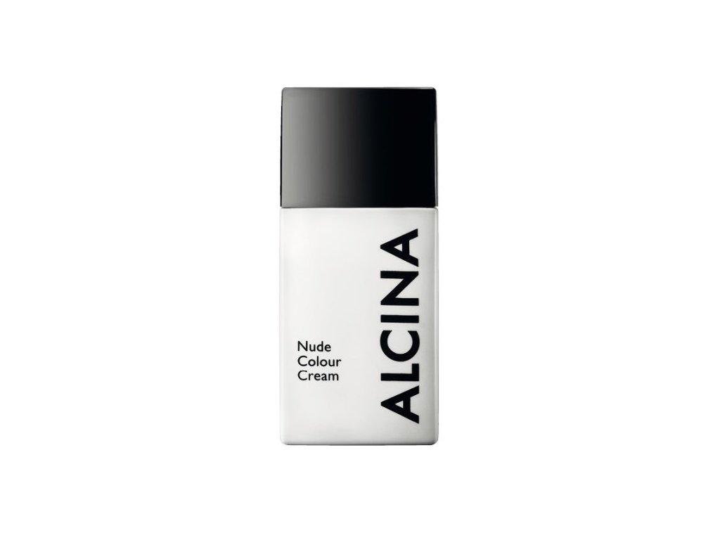 Alcina Nude Colour Cream - tónovací krém 35 ml