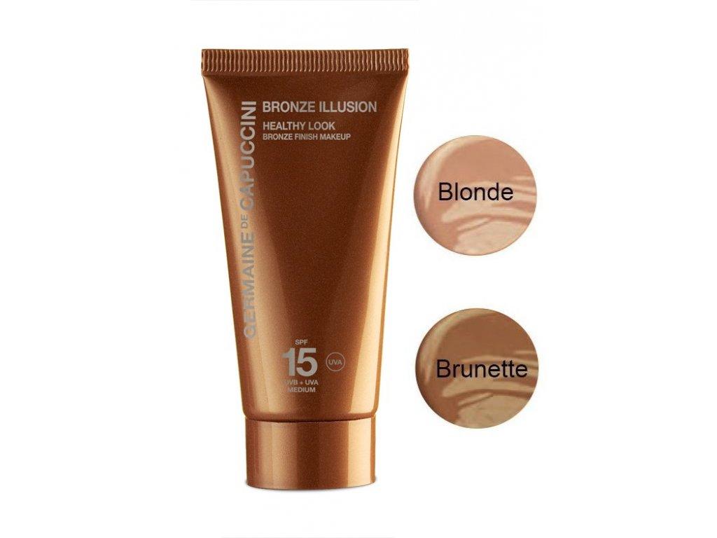 Germaine de Capuccini Bronze Illusion Healthy Look Make-up SPF15