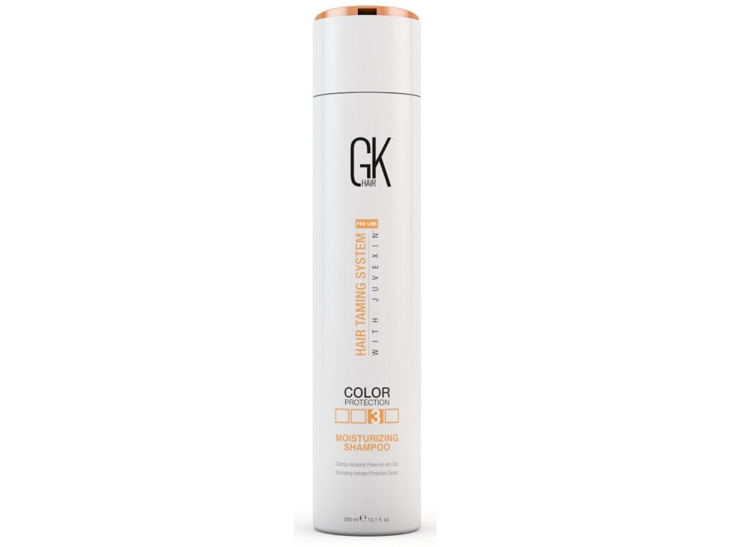 Global Keratin Moisturizing Shampoo – hydratační šampon pro suché vlasy 300ml