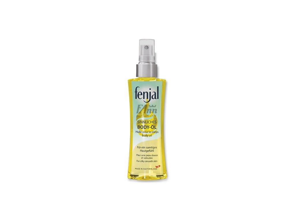 Fenjal Body Oil – tělový olej s rozprašovačem 150ml