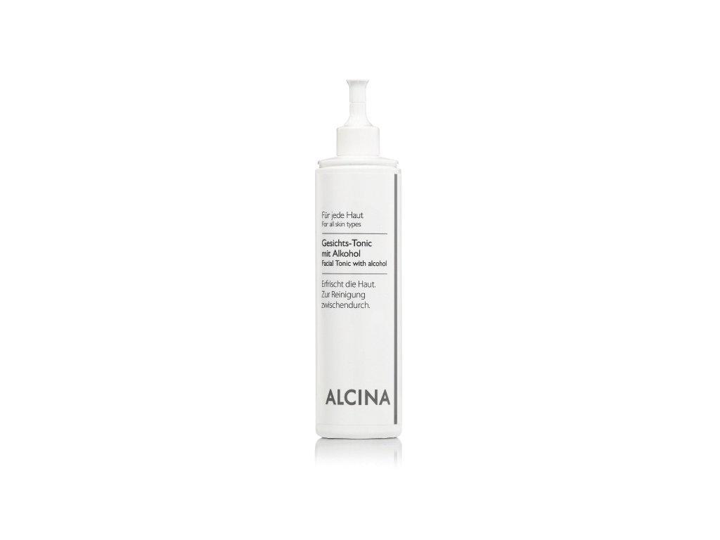 Alcina - pleťové tonikum s alkoholem 200ml