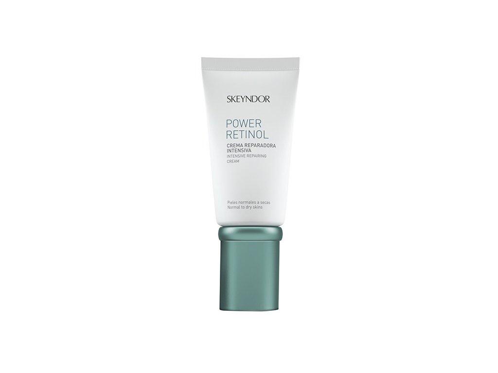 Skeyndor Power Retinol Intensive Repairing Cream – antioxidační reparační krém s retinolem na suchou a normální pleť 50ml