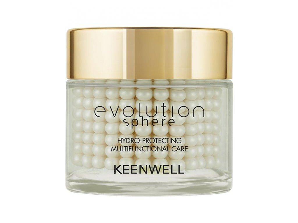 Keenwell Evolution Sphere Hydro-Protecting Multifunctional Care - hydratační krém pro všechny typy pleti 80ml