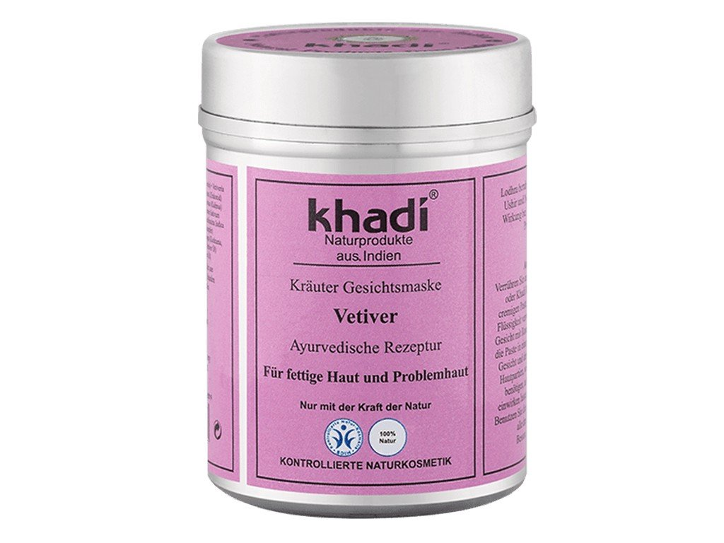 khadi herbal face mask vetiver1
