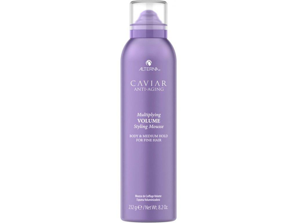 Alterna Caviar Multiplying Volume Styling Mousse - stylingová pěna pro objem vlasů 232 g