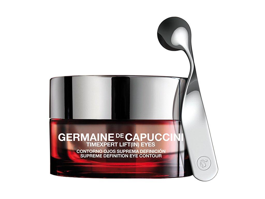 Germaine de Capuccini Timexpert Lift (IN) Supreme Definition Eye Contour - zpevňující krém na oční okolí 15ml