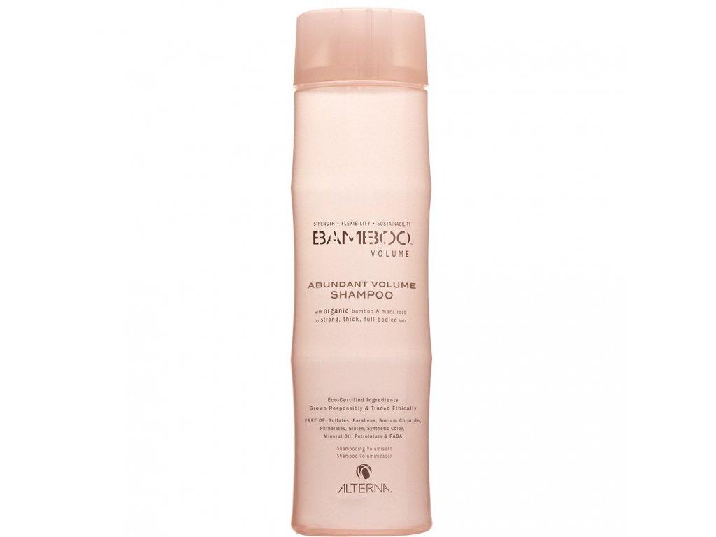 Alterna BAMBOO Volume Abundant Shampoo - šampon pro objem vlasů