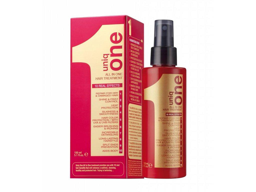 Uniq One Classic - bezoplachový regenerační sprej na vlasy 150ml