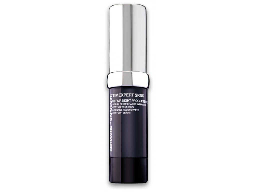 Germaine de Capuccini Timexpert Srns Repair Night Progress Eye - sérum na oční okolí s intenzivním účinkem 15ml