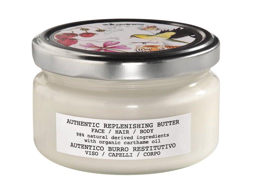 Davines Authentic - regenerační máslo na obličej, tělo a vlasy 200ml