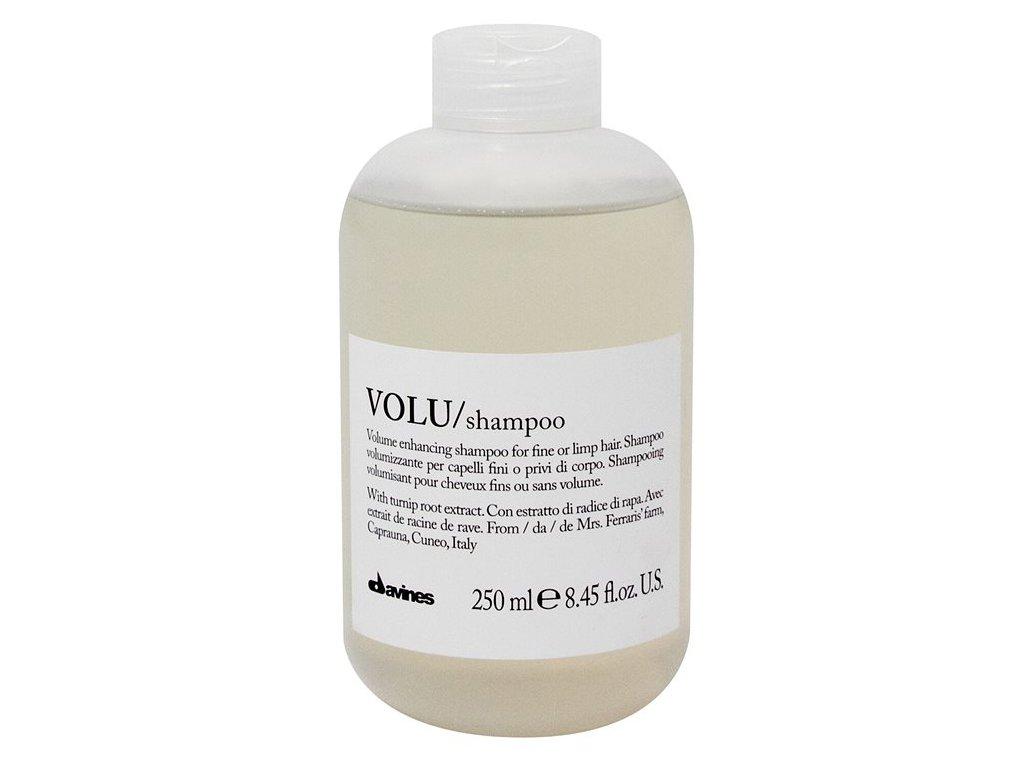 Davines Essential Volu - objemový šampon pro jemné vlasy