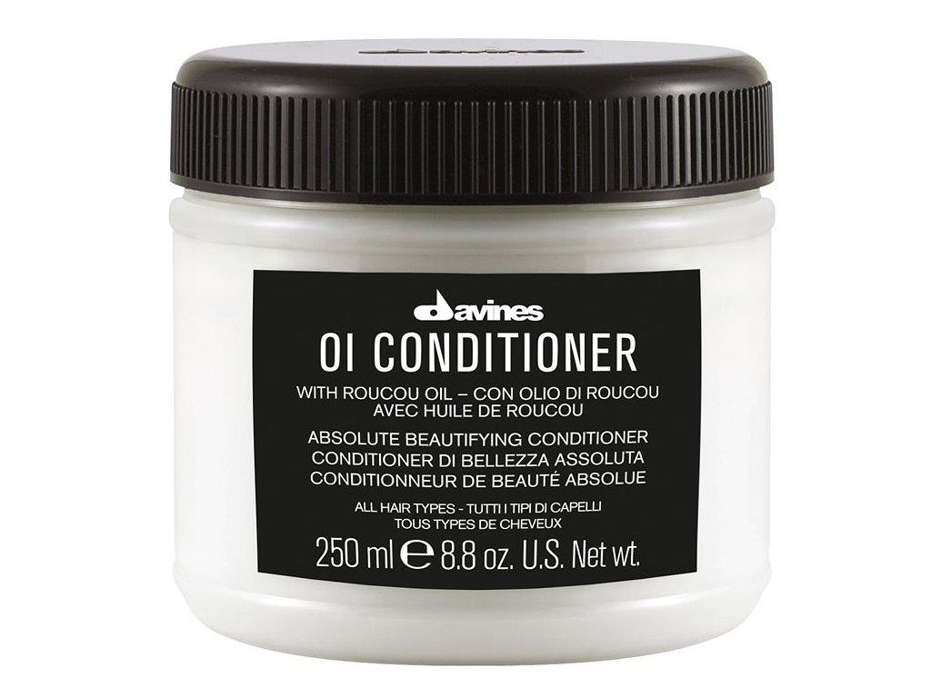 Davines OI Conditioner - kondicionér pro hydrataci a lesk vlasů