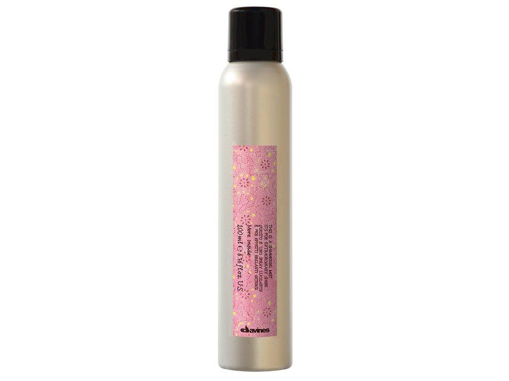 Davines More Inside Shimmering Mist - stylingový sprej pro extrémní lesk 200 ml
