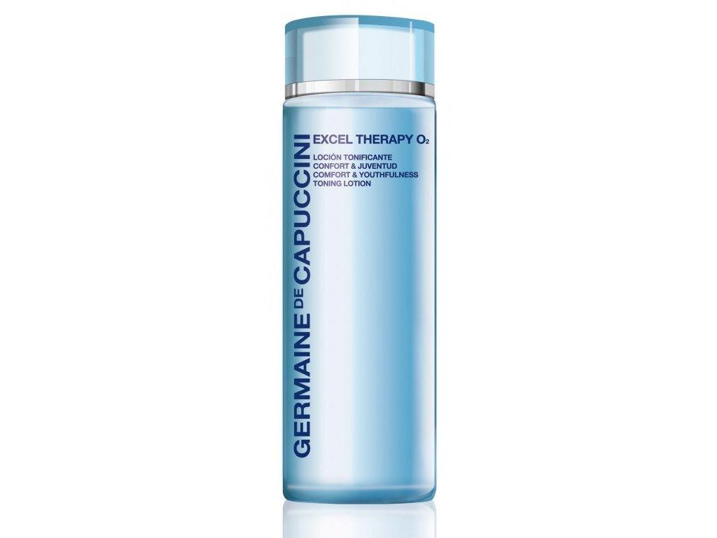 Germaine de Capuccini Excel Therapy O2 Comfort & Youthfulness Toning Lotion - pleťové tonikum 200ml