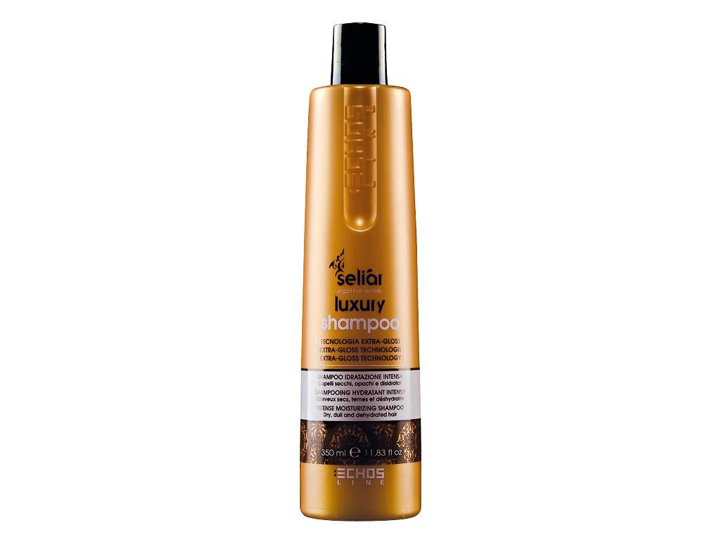 Echosline Seliar Luxury Intense Moisturizing Shampoo - hydratační šampon pro suché vlasy