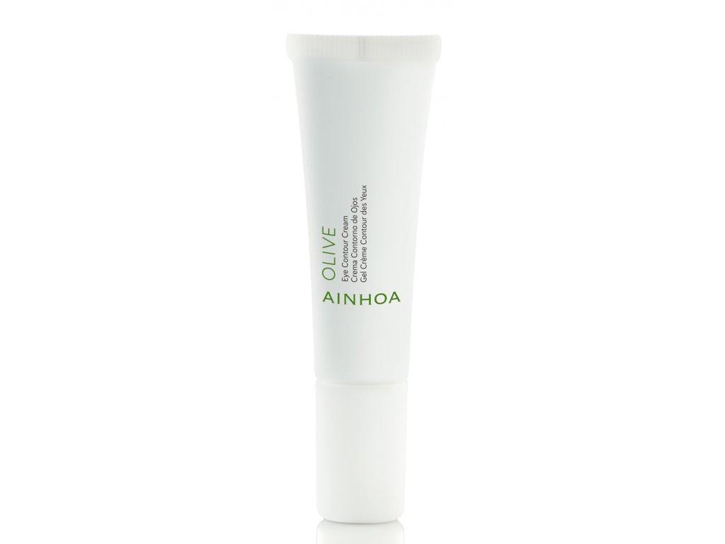 Ainhoa Olive Eye Contour Cream – hydratační krém na oční okolí 15ml