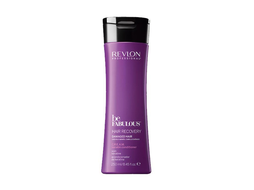 Revlon Professional BE FABULOUS Keratin Conditioner For Damaged Hair - kondicionér s keratinem pro poškozené vlasy