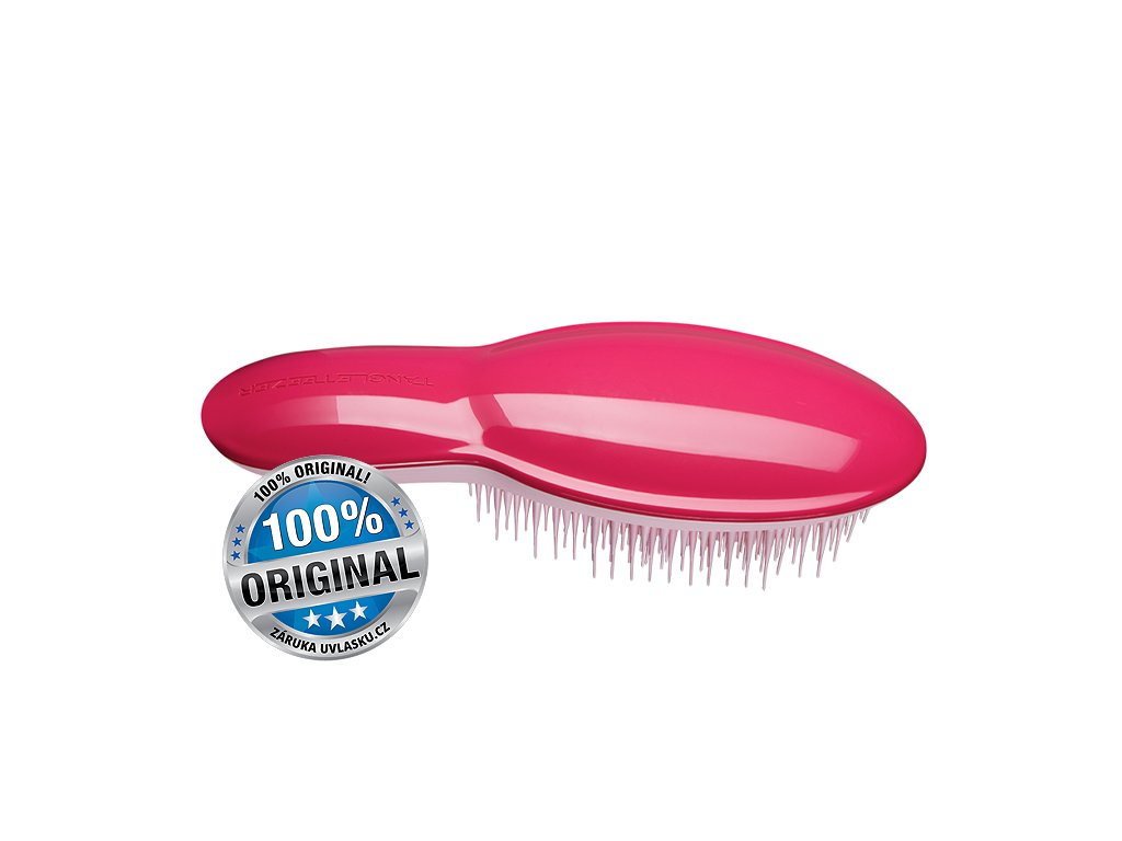 Tangle Teezer The Ultimate Pink - profesionální kartáč na vlasy s rukojetí 1ks