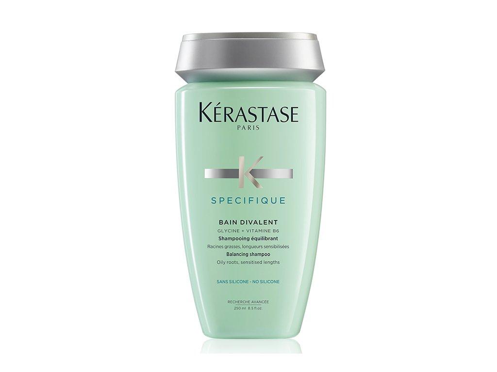 Kérastase Specifique Bain Divalent - vyrovnávací šampon pro mastnou pokožku hlavy 250 ml