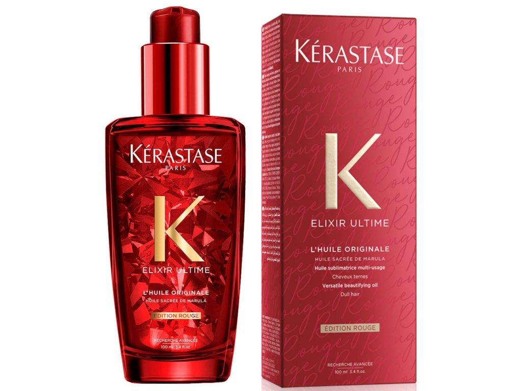 Kérastase Elixir Ultime Huile Originale - pečující olej pro všechny typy vlasů 100 ml