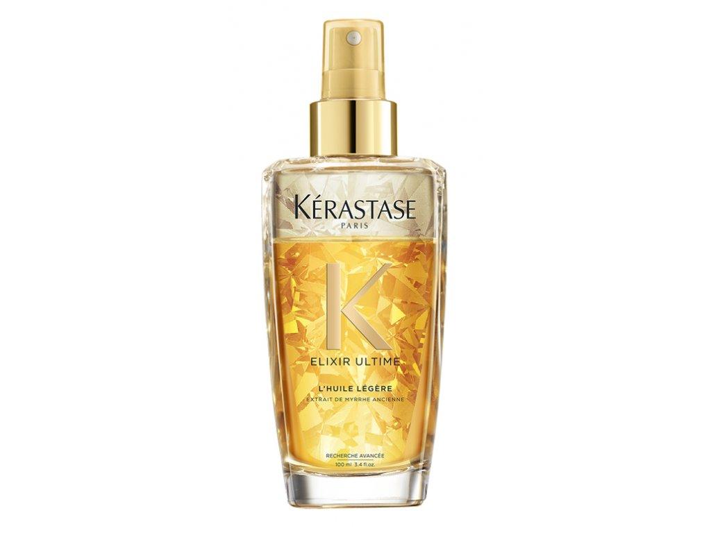 Kérastase Elixir Ultime Legere - lehký olej pro jemné až normální vlasy 100 ml