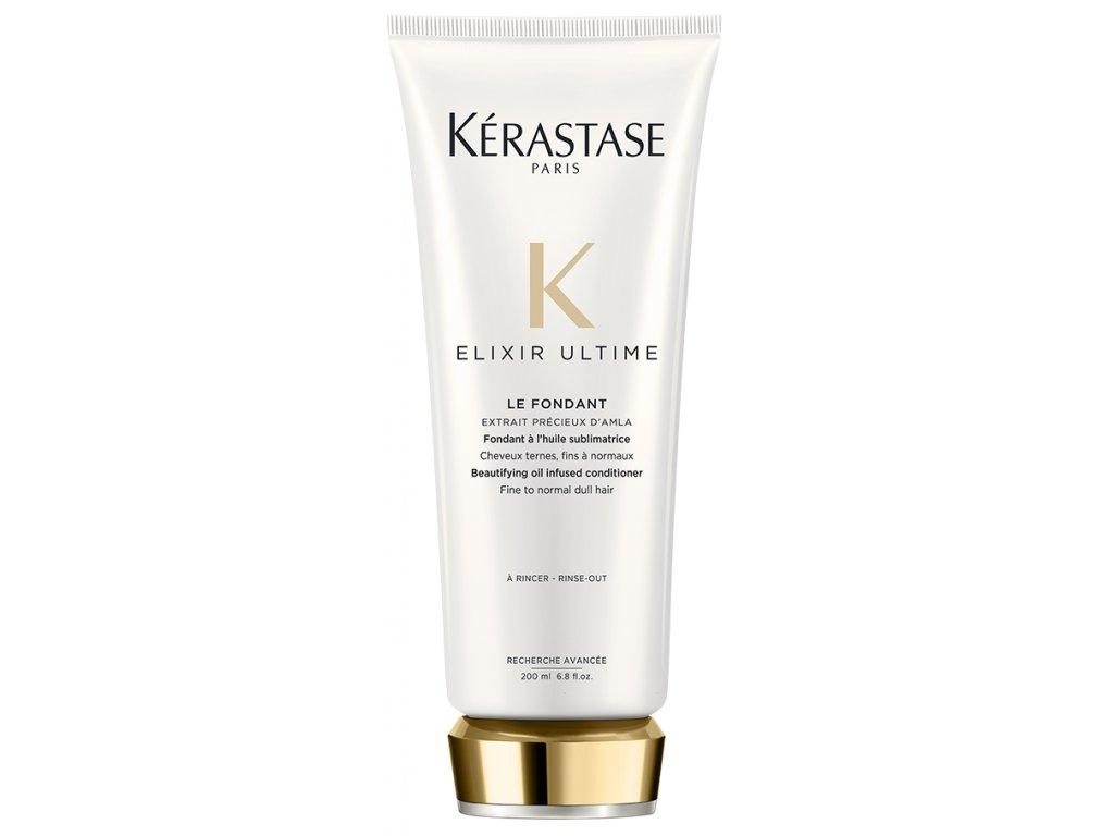 Kérastase Elixir Ultime Le Fondant - zkrášlující olejový kondicionér pro všechny typy vlasů 200 ml