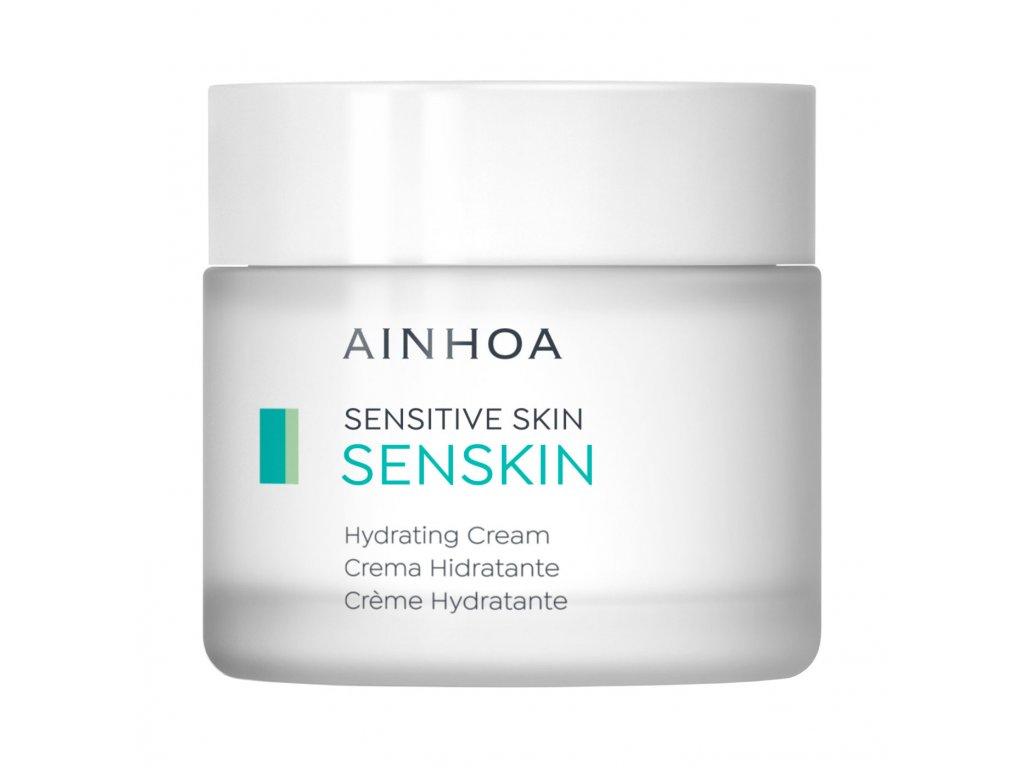 Ainhoa Senskin Hydrating Cream – denní hydratační krém pro citlivou pleť SPF6 200ml