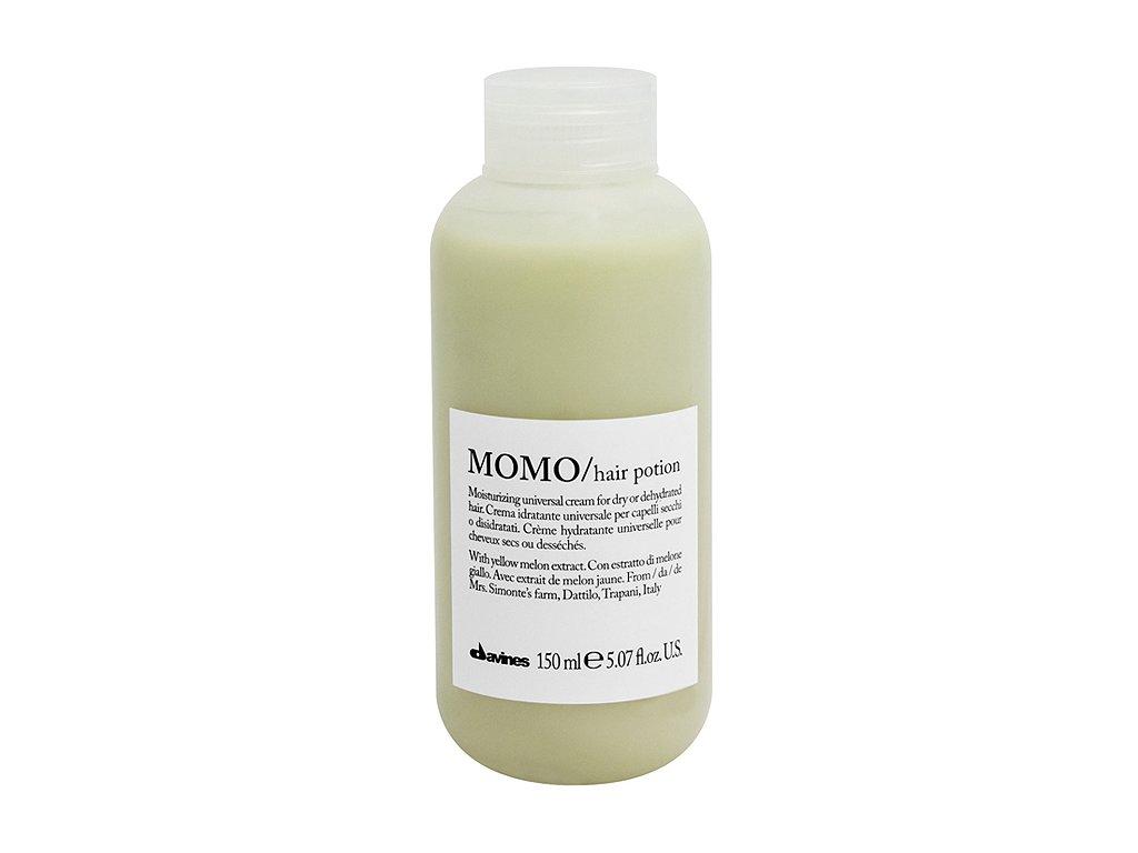 Davines Essential Hair Care MOMO hair potion – elixír na suché a dehydrované vlasy 150 ml