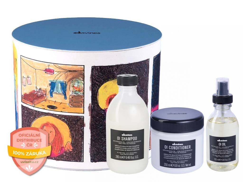 Davines Set Beautifying Space Kit