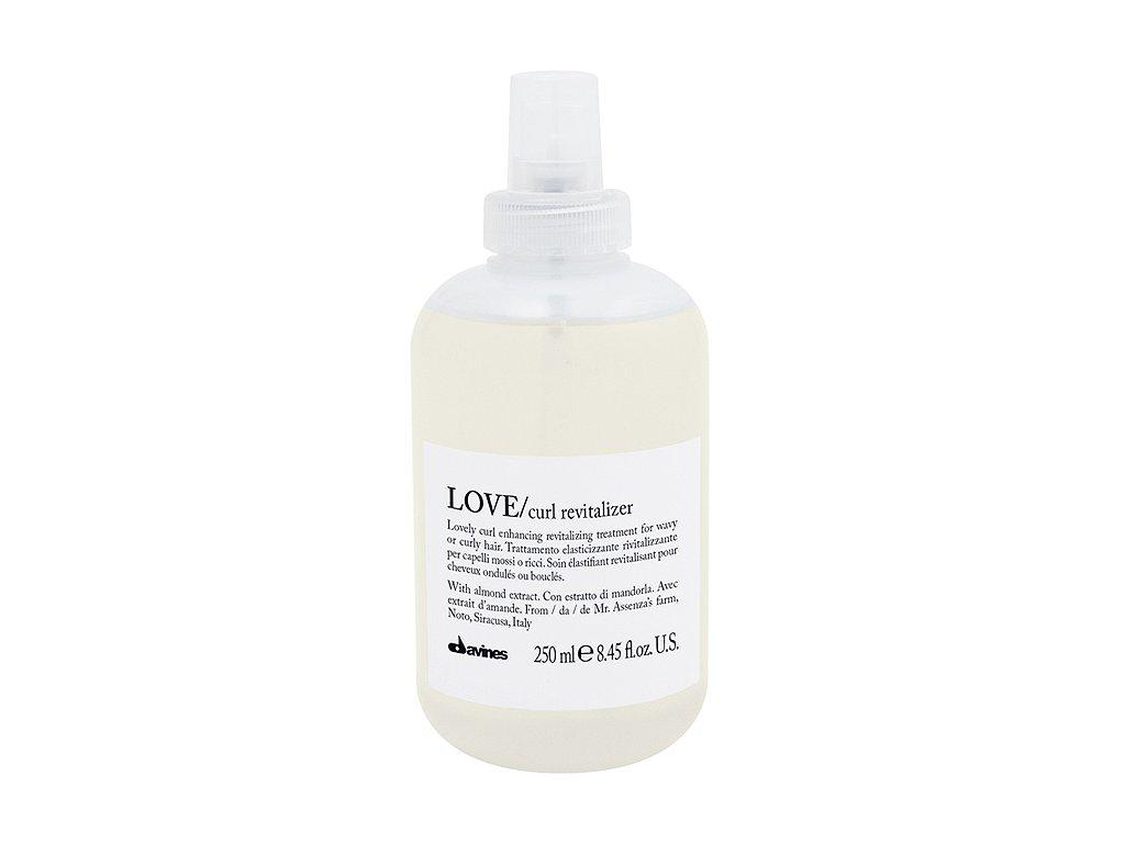 Davines Essential Love Curl Revitalizer - lehký sprej pro oživení vln 250 ml