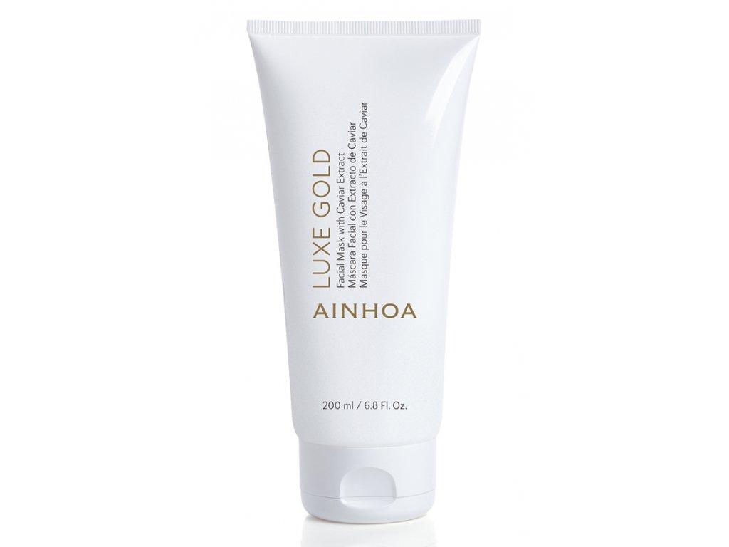AINHOA Luxe Gold Facial Mask 200 ml