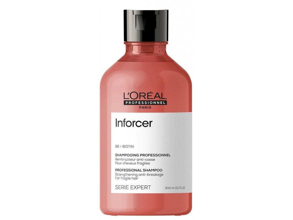 Loréal Professionnel Expert Inforcer - posilující šampon pro křehké, lámavé a řídnoucí vlasy
