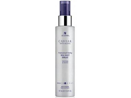 Alterna Caviar Professional Styling Sea Salt Spray - sprej na vlasy s mořskou solí 147 ml