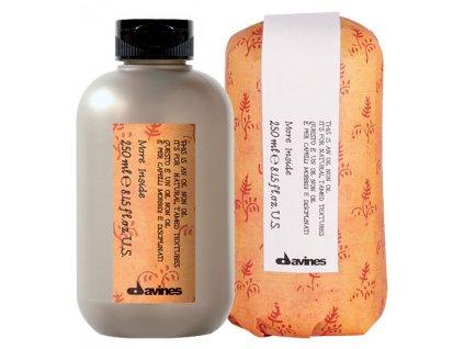 Davines More Inside Oil Non Oil - lehký hydratační olej bez oleje 250 ml