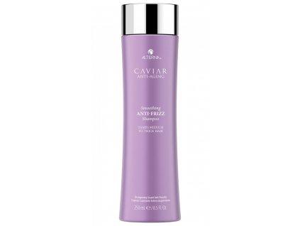 Alterna Caviar Smoothing Anti-Frizz - uhlazující šampon na nepoddajné a krepaté vlasy 250ml