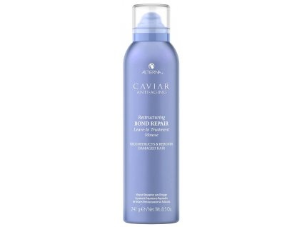 Alterna Caviar Restructuring Bond Repair Leave-In Treatment Mousse