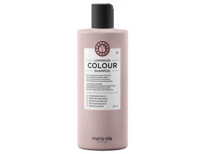 Maria Nila Luminous Colour Shampoo – rozjasňující šampon na barvené vlasy 350ml